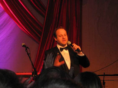 Congressman Jared Polis (D-CO), Out for Equality Inaugural Ball 2009