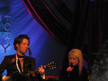 Melissa Etheridge, Rufus Wainwright, Out for Equality Inaugural Ball 2009